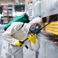 How can an exterminator help you safeguard your company's reputation?