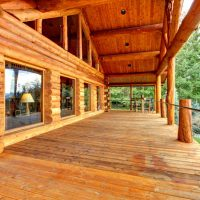 How to prevent insect damage to log homes